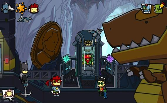 Scribblenauts Unmasked: A DC Comics Adventure (NA) on PC screenshot #2