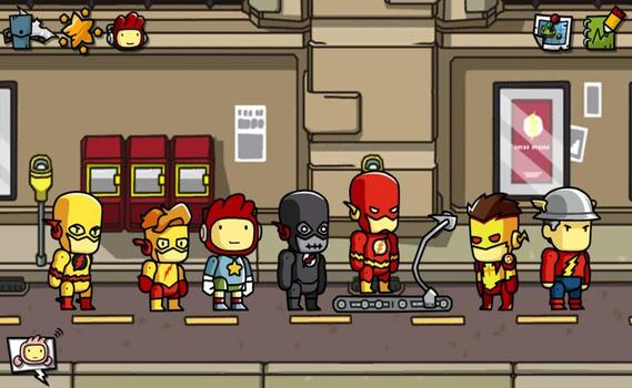 Scribblenauts Unmasked: A DC Comics Adventure (NA) on PC screenshot #1