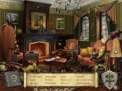 The Secret Of Hildegards on PC screenshot #6