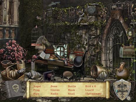 The Secret Of Hildegards on PC screenshot #3