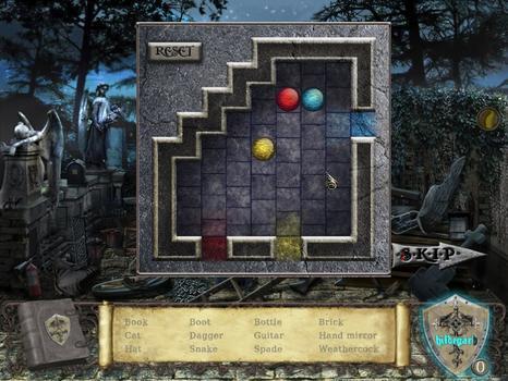 The Secret Of Hildegards on PC screenshot #1