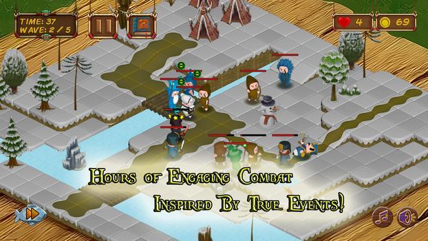 Selknam Defense on PC screenshot #1