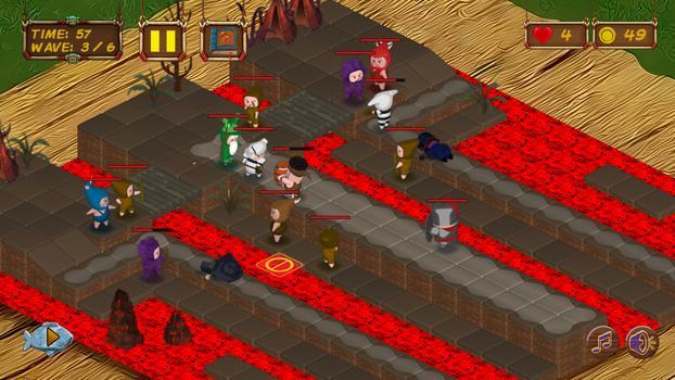 Selknam Defense on PC screenshot #6