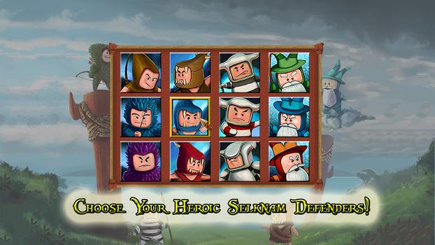Selknam Defense on PC screenshot #2