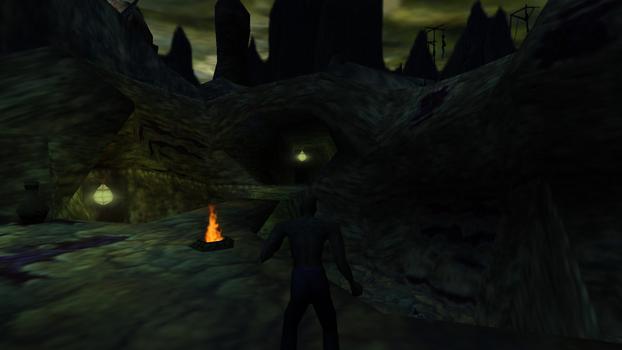 Shadow Man on PC screenshot #2