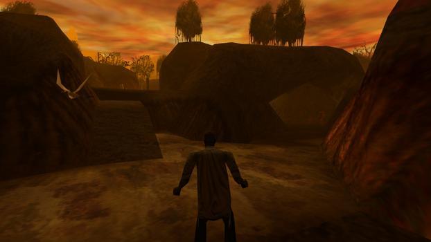 Shadow Man on PC screenshot #1
