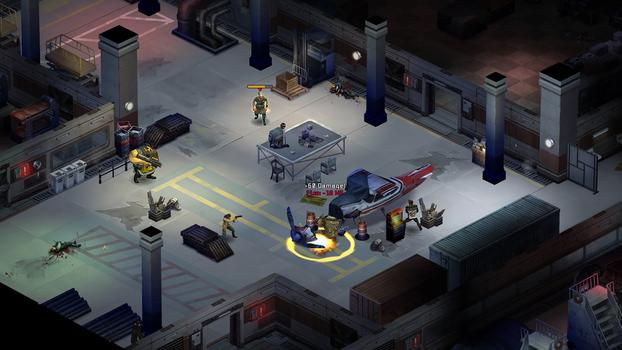 Shadowrun Returns Deluxe on PC screenshot #5
