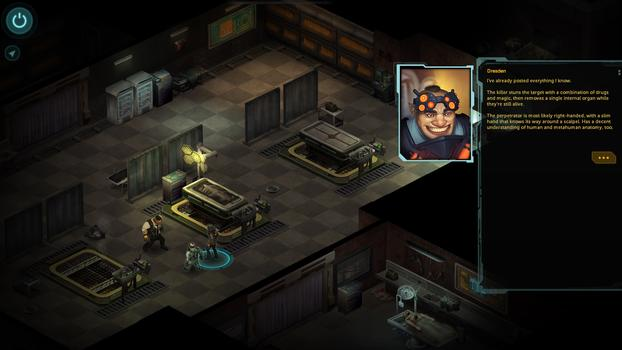 Shadowrun Returns Deluxe on PC screenshot #4
