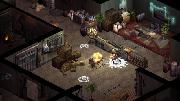 Shadowrun Returns Deluxe on PC screenshot #2