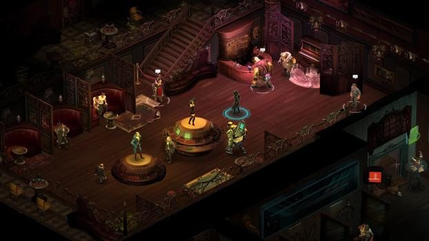 Shadowrun Returns on PC screenshot #5