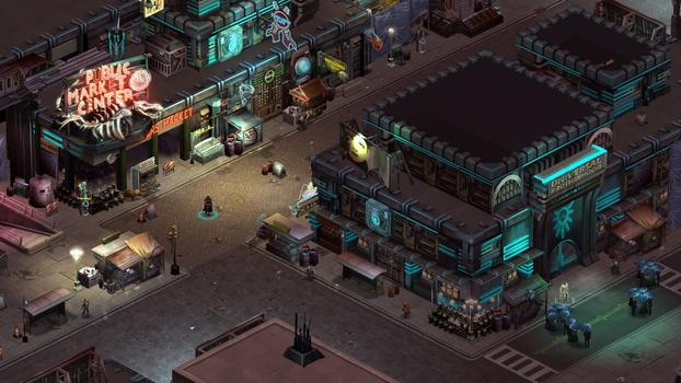 Shadowrun Returns on PC screenshot #1