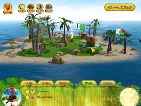 Shaman Odyssey - Tropic Adventure on PC screenshot #5