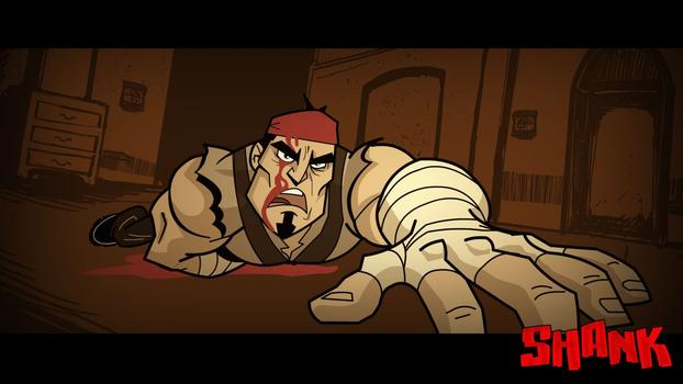 Shank on PC screenshot #3