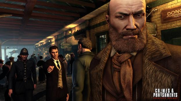 Sherlock Holmes: Crimes and Punishments on PC screenshot #7
