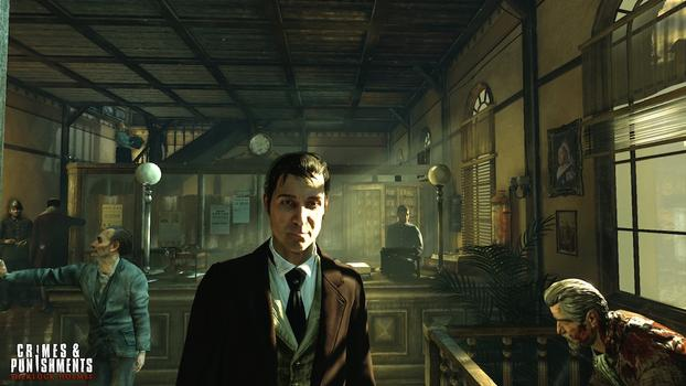 Sherlock Holmes: Crimes and Punishments on PC screenshot #3