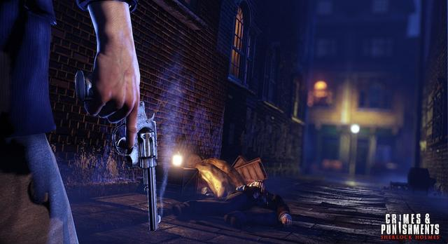 Sherlock Holmes: Crimes and Punishments on PC screenshot #2