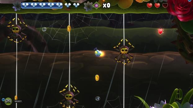 Shiny the Firefly on PC screenshot #7
