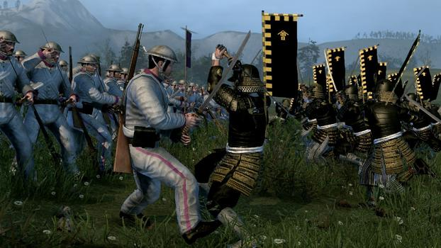 Total War: Shogun 2 - Fall of the Samurai on PC screenshot #4