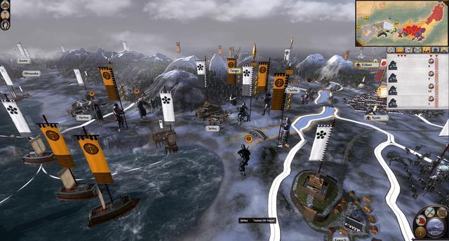Total War: Shogun 2 - Ikko Ikki Clan DLC on PC screenshot #1