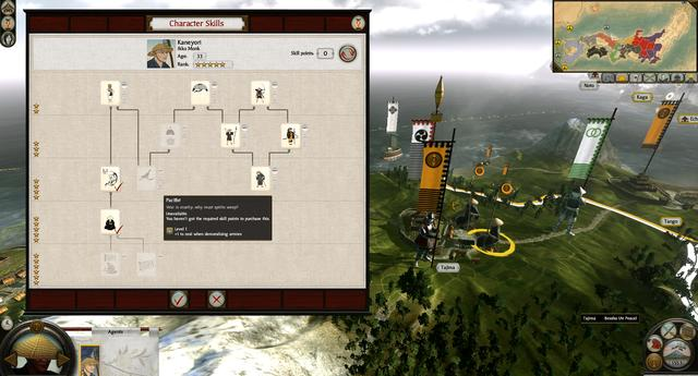 Total War: Shogun 2 DLC - Ikko Ikki Clan on PC screenshot #2