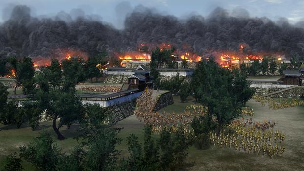 Total War: Shogun 2 DLC - Ikko Ikki Clan on PC screenshot #4