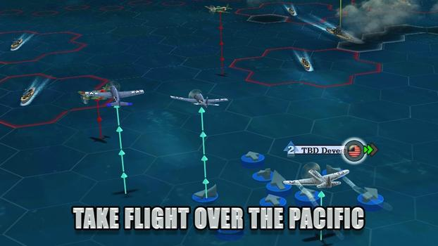Sid Meier's Ace Patrol: Pacific Skies on PC screenshot #2