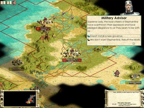 Sid Meier's Civilization® III Complete on PC screenshot #4