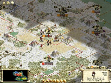 Sid Meier's Civilization® III Complete on PC screenshot #2