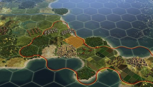 Sid Meier's Civilization® V: Babylon (Nebuchadnezzar II) on PC screenshot #2