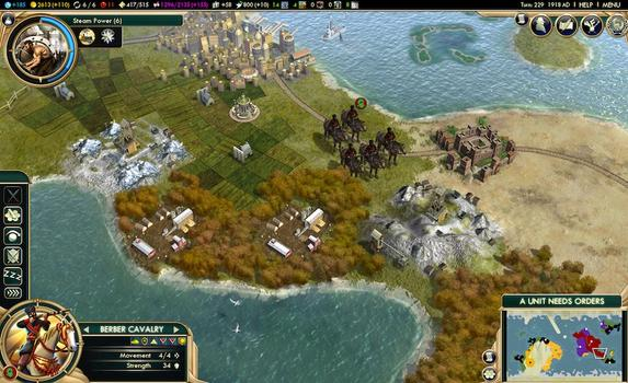 Sid Meier's Civilization® V: Brave New World (MAC) on PC screenshot #8