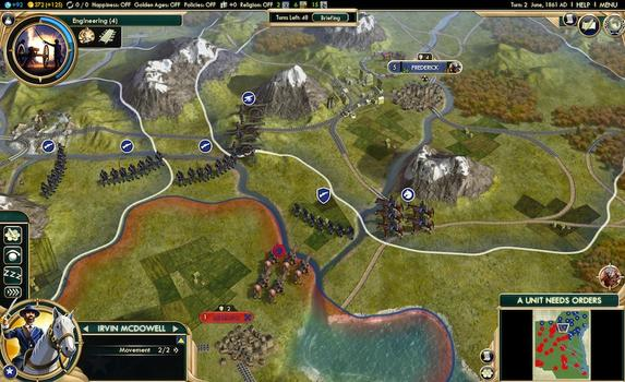 Sid Meier's Civilization® V: Brave New World (MAC) on PC screenshot #6