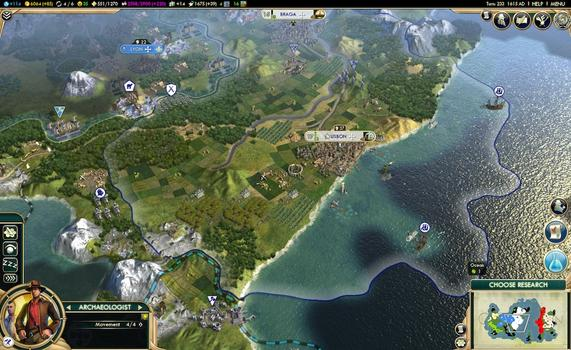 Sid Meier's Civilization® V: Brave New World (MAC) on PC screenshot #2