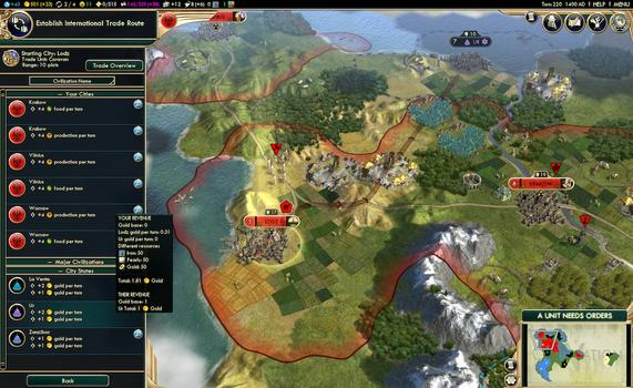 Sid Meier's Civilization® V: Brave New World (MAC) on PC screenshot #1