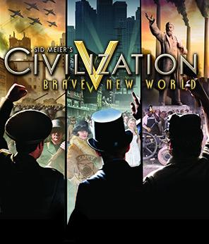 Sid Meier's Civilization V: Brave New World (NA)