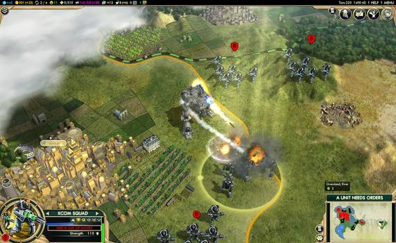 Sid Meier's Civilization® V: Brave New World on PC screenshot #4