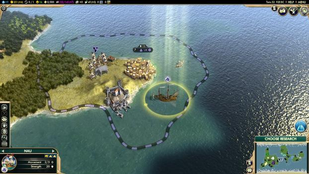 Sid Meier's Civilization® V: The Complete Edition (MAC) on PC screenshot #5