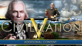 Sid Meier&aposs Civilization® V  Cradle of Civilization – Americas