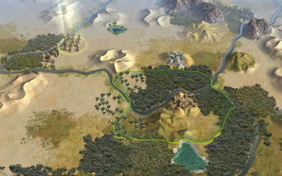 Sid Meier's Civilization® V: Explorers Map Pack on PC screenshot #4