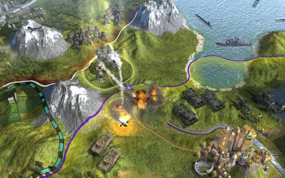 Sid Meier's Civilization® V: Game of the Year Edition on PC screenshot #1