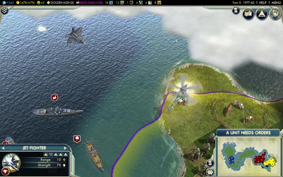 Sid Meier's Civilization® V: Game of the Year Edition on PC screenshot #4