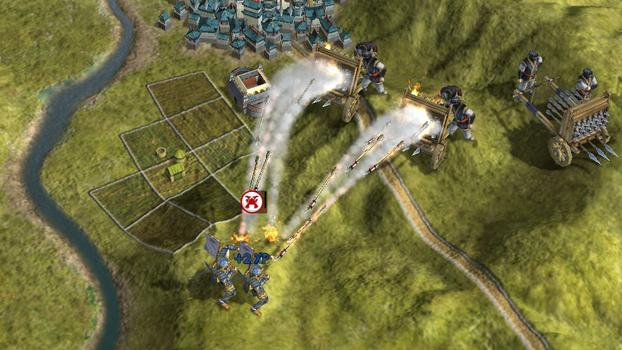 Sid Meier's Civilization® V: Korea and Wonders of the Ancient World Combo Pack on PC screenshot #2