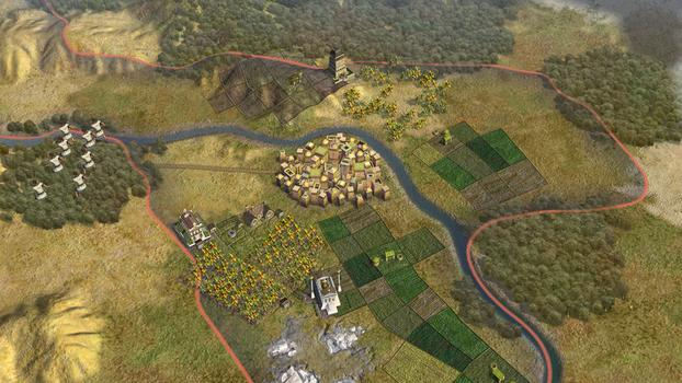Sid Meier's Civilization® V: Korea and Wonders of the Ancient World Combo Pack on PC screenshot #1