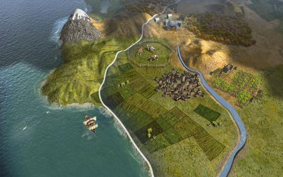 Sid Meier's Civilization® V (MAC) on PC screenshot #4