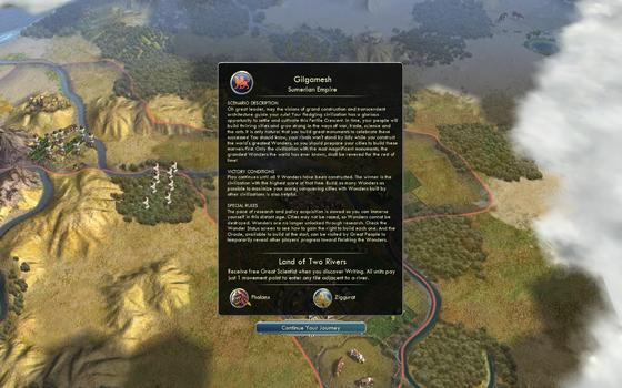 Sid Meier's Civilization® V: Wonders of the Ancient World Scenario Pack on PC screenshot #4