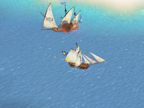Sid Meier's Pirates! on PC screenshot #1