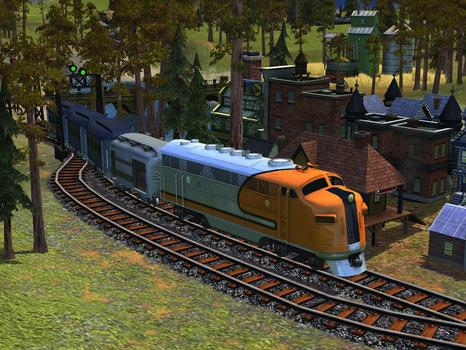 Sid Meier's Railroads! on PC screenshot #8