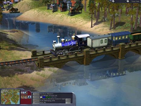 Sid Meier's Railroads! on PC screenshot #5