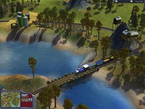 Sid Meier's Railroads! on PC screenshot #4