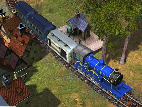 Sid Meier's Railroads! on PC screenshot #3