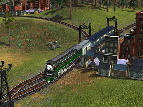 Sid Meier's Railroads! on PC screenshot #2